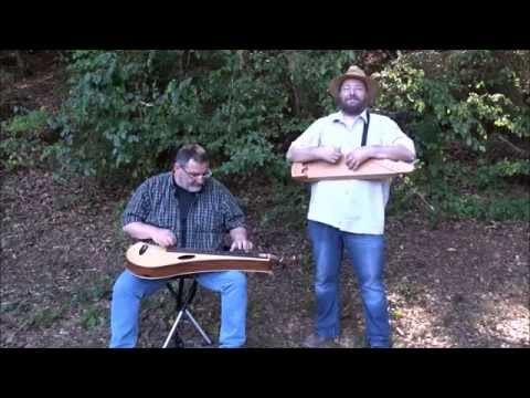 Mountain Dulcimer meets Kantele