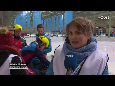 """Special Olympics shorttrack in Enschede: """"Ik heb er onwijs super zin in"""""""