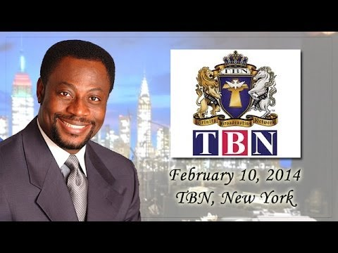 His Majesty Interview on TBN with Pastor Frank Santora