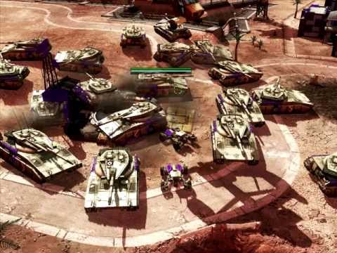 COmmand And Conquer 3 Mid East Crisis Mod By ISOTX(Isreal Defense Force)