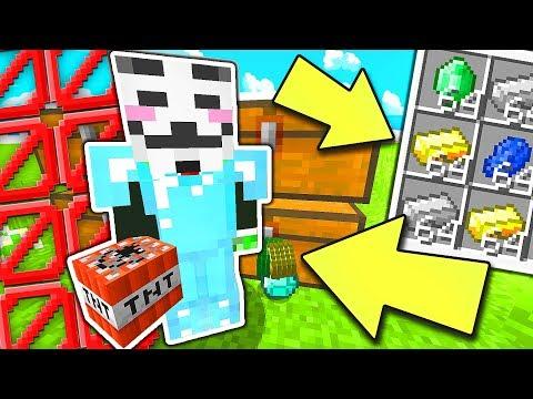 L'HACKER OP GRIEFFA LA BASE DELL'INNOCENTE!! — TROLL AL HACKER | Minecraft ITA