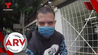 Youtuber con COVID-19 visita supermercado y graba el momento | Al Rojo Vivo | Telemundo