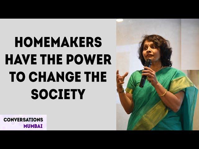 How a Homemaker founded a Grain Bank? | Ujjwala Bagwade | We Together Grain Bank