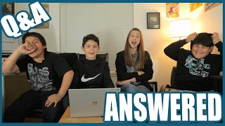 The Kid Squad - Q&A - Answered