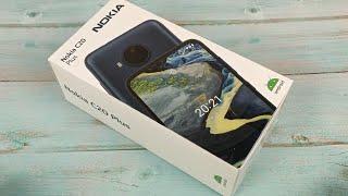 Nokia C20 Plus Unboxing [CN]