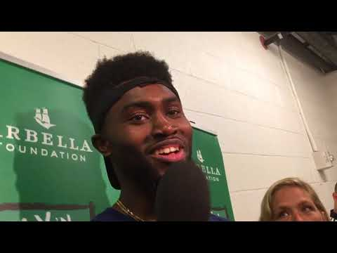 Jaylen Brown wants to talk to Kyrie Irving about flat earth | Boston Celtics