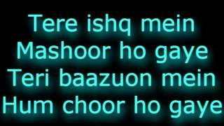 Download Tu Hi Rab Tu Hi Dua - Dangerous Ishq - Lyrics MP3 song and Music Video