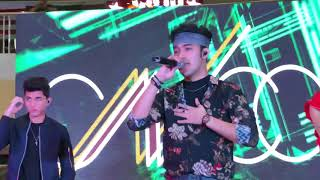 "CNCO PERFORMS ""SE VUELVE LOCA"" LIVE AT SM FAIRVIEW"