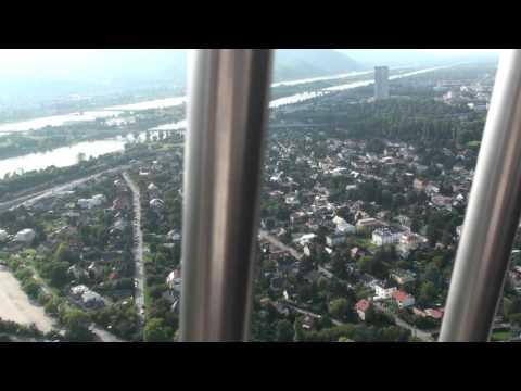 River Danube, Vienna, Austria