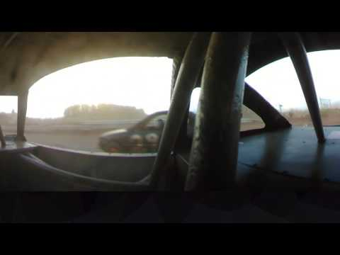 on board #73s Wes Staley feature race @ midway speedway 4/9/17