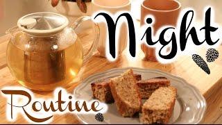 [ GRWM n°28 ] : FALL NIGHT ROUTINE ♡ 2015