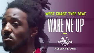 "Mozzy Type Beat ""Wake Me Up"" Instrumental 
