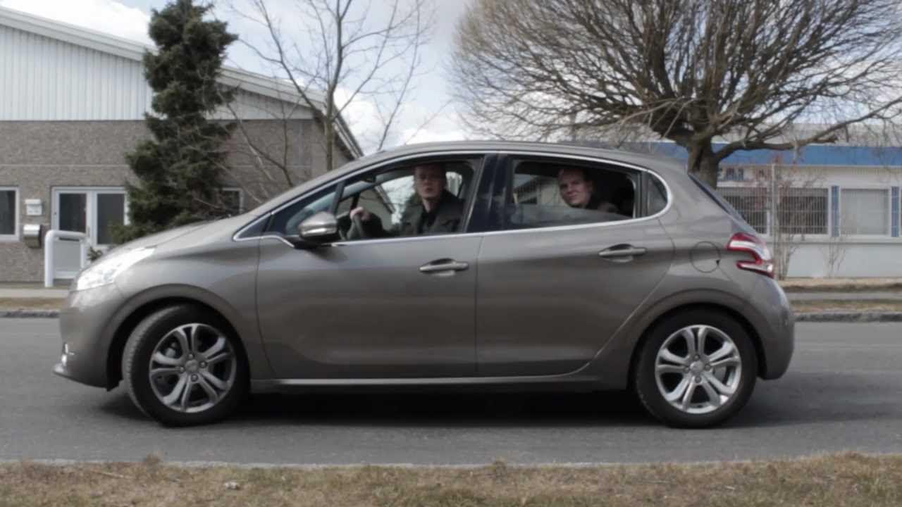 Peugeot 208, Allure, 1,2 VTI, 82 hk - 2013 review