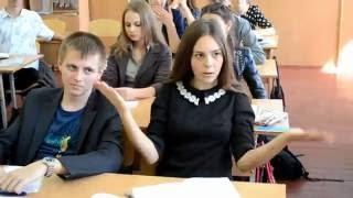 Футбольний коментар уроку Української літератури