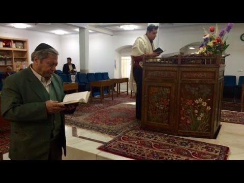 Iranian Jews 'feel at home'