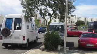 Camping Olhao, Algarve, Portugal