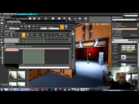 Unreal Engine 4 Tutorial - Open Close Door with Triggers and