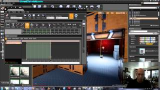 Unreal Engine 4 Tutorial - Open Close Door with Triggers and Matinee