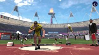 London 2012: The Official Video Game PC Gameplay