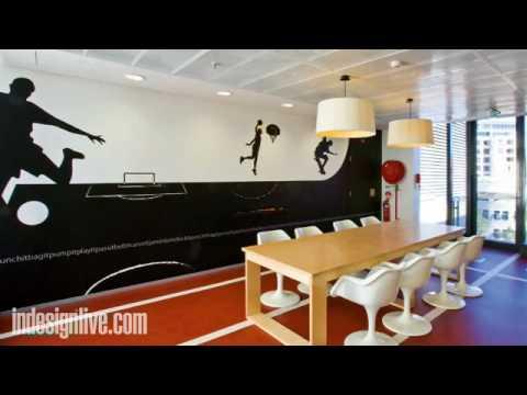 Renovating the Google Australia offices