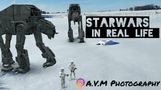 STARWARS IN REAL LIFE! (Epic Music)
