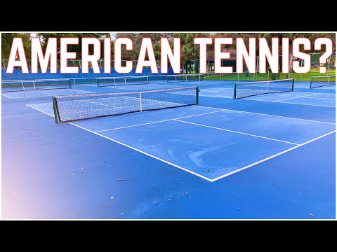 What happened to American Tennis? Excellent short video explaining the European vs US model