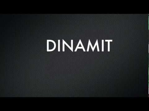 David Grom - Dinamit (Official) NEW! NEW! 2013