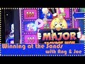 Slot bonus win on Heaven and Earth at Sands Casino in ...