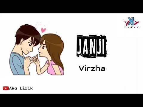 Janji - Virzha || Lirik Animasi || Versi Animasi || Cover by Barra Razan
