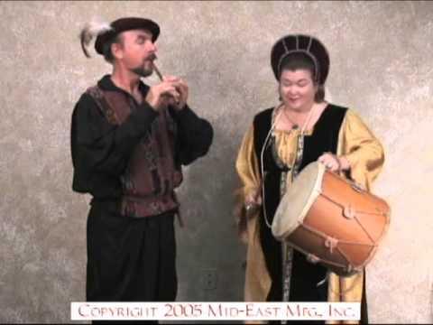 EMS Medieval Drum 13 x 19