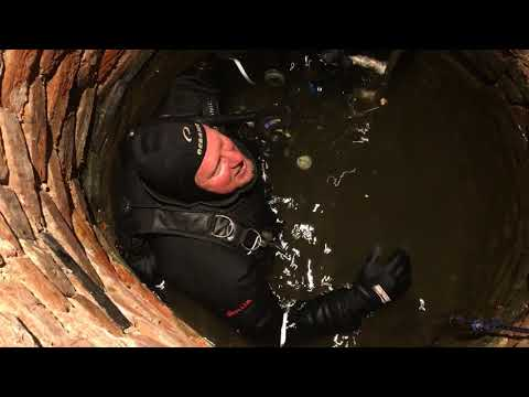 Scuba diver digs for treasure in Suffolk pub's wishing well