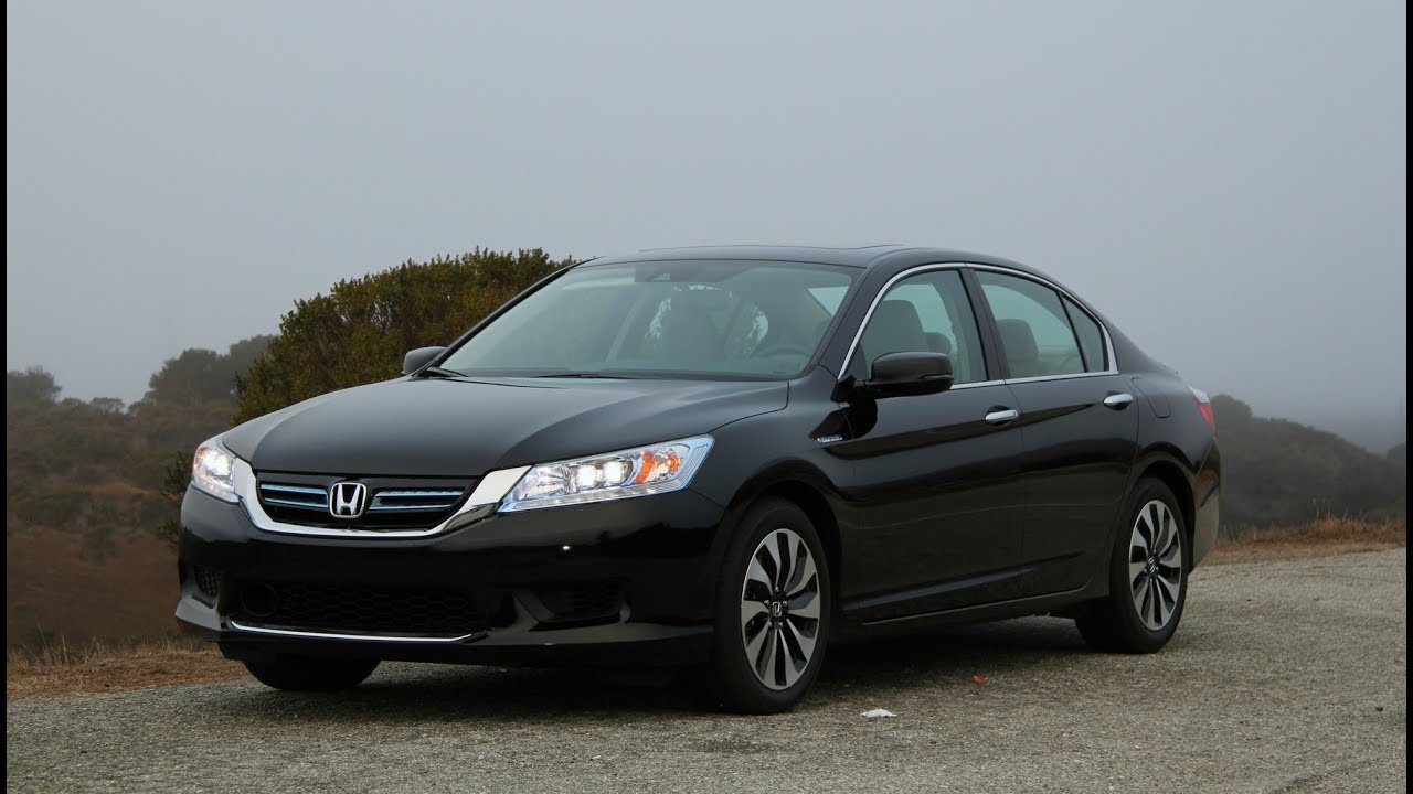 Wonderful 2014 Honda Accord Hybrid Review And Road Test   YouTube