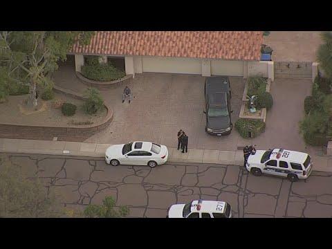 VIDEO: PD: 2 people found dead inside Phoenix house
