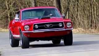 1967 Ford Mustang Fastback 408 cui Stroker - www.kultcars.com