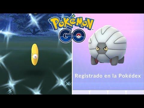 CAPTURAS ÉPICAS!  LUVDISC SHINY Y MUCHOS MÁS!  [Pokémon GO-davidpetit] thumbnail