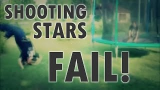 FAIL trampoline - Shooting Stars meme.flv [NOT WORK ON PHONE copyright]