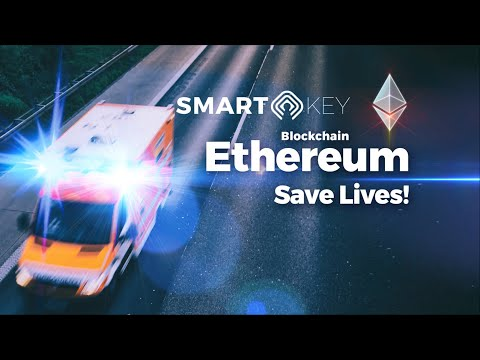 Solution for Smart Key Emergency Service - Ethereum Blockchain