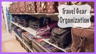 Travel Gear Organization: Summer 2014 Travel Series Thumbnail