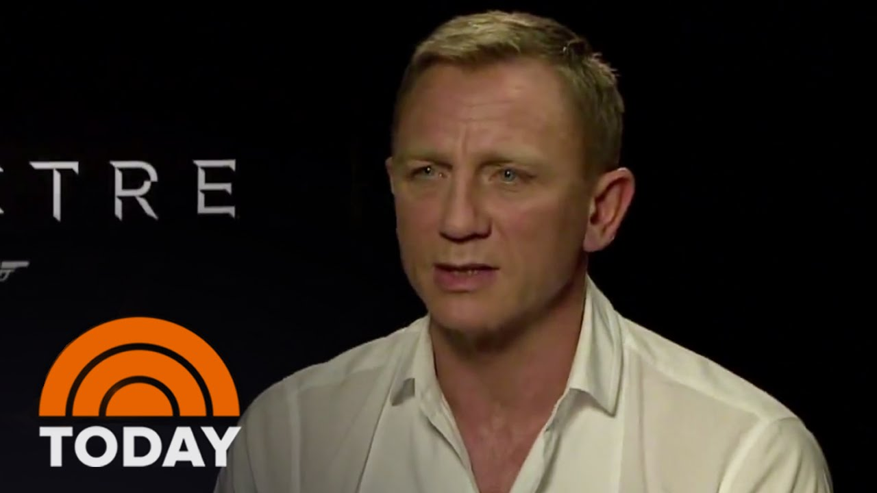 James Bond 'Spectre' Behind The Scenes With Daniel Craig ...