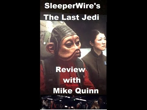 the last jedi with Mike Quinn