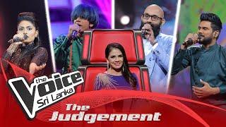 The Judgement | Team Sashika Day 02 | The Knockouts | The Voice Sri Lanka Thumbnail