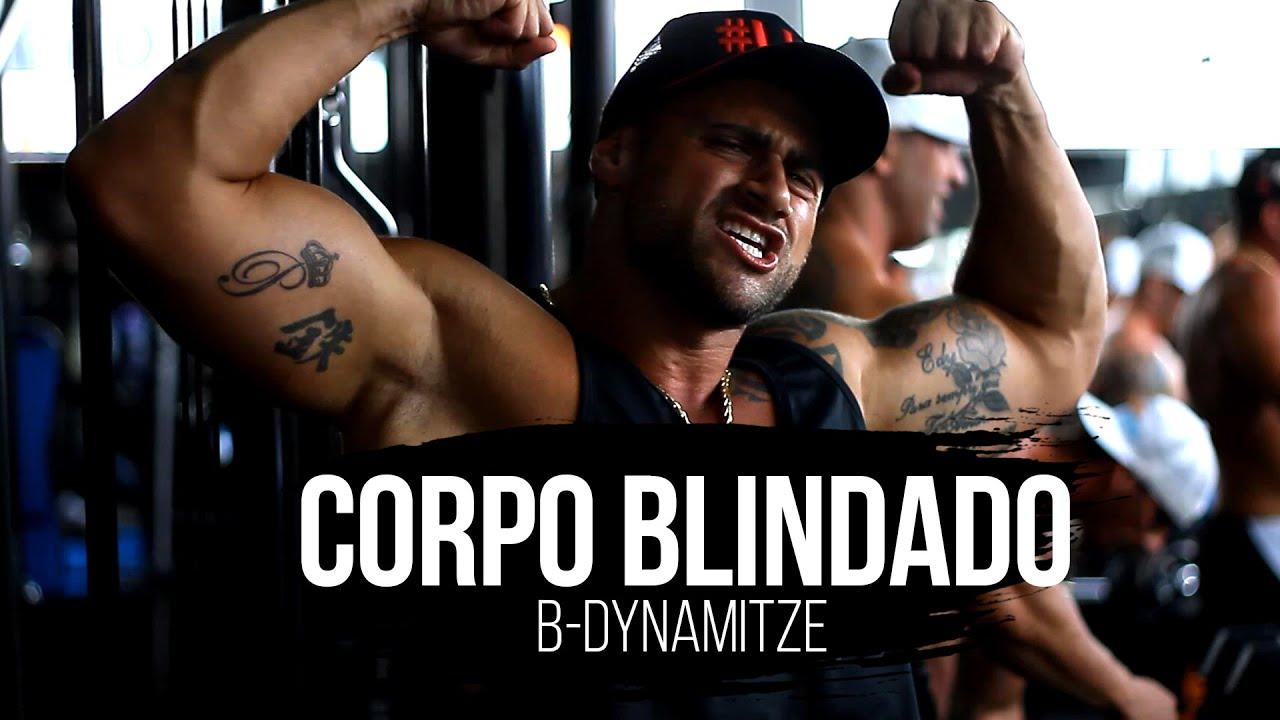 Download B-Dynamitze - Corpo Blindado (CLIPE OFICIAL)
