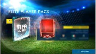 FIFA MOBILE 19 PACK OPENING [HUN]