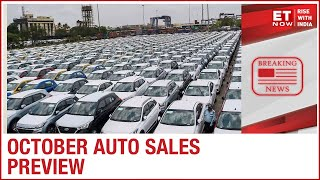 October auto sales preview