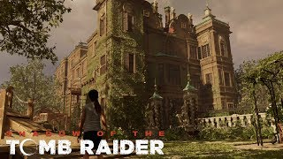 Shadow of the Tomb Raider Walkthrough Part 2: Young Lara, White Queen & Trial of the Eagle