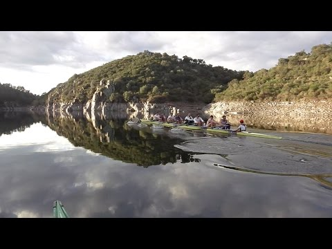 GB Rowing team - Aviz training camp