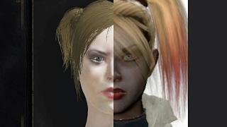 Dark Souls 3   Character Creation   DC: Harley Quinn