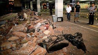 7.0-magnitude earthquake hits Indonesia triggering tsunami warning