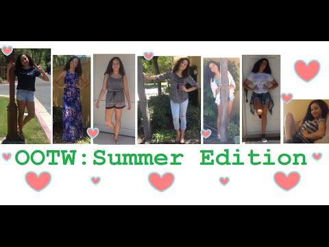 Summer OOTW! - YouTube