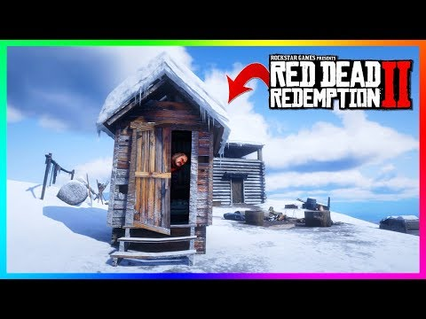 NEW Evidence Reveals Who Is Inside Of The Outhouse On Micah's Hideout In Red Dead Redemption 2! thumbnail